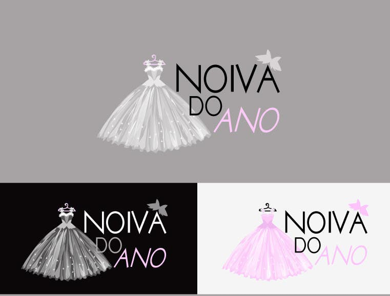 #130 for Logo Design for Noiva do ano (Bride of the year) by idartwork26