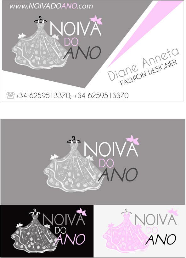 Contest Entry #159 for Logo Design for Noiva do ano (Bride of the year)