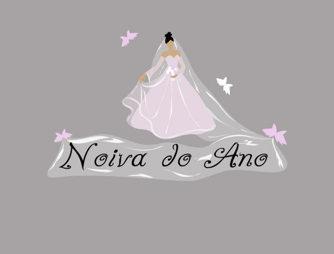Contest Entry #                                        117                                      for                                         Logo Design for Noiva do ano (Bride of the year)