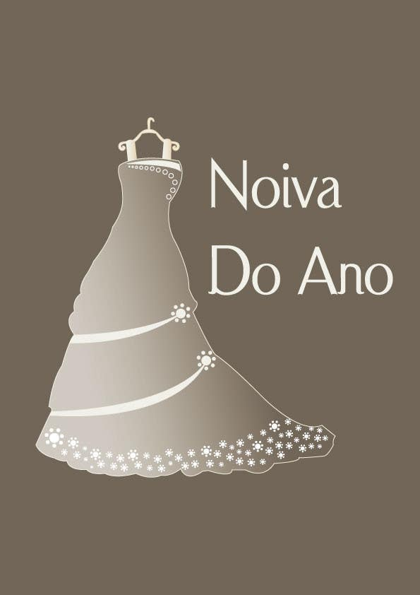 Contest Entry #170 for Logo Design for Noiva do ano (Bride of the year)