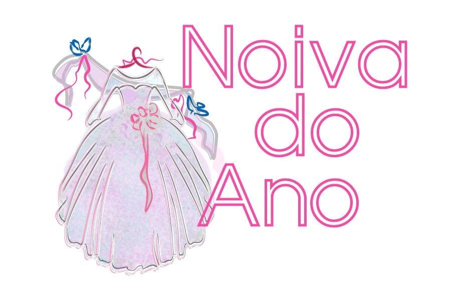 Contest Entry #126 for Logo Design for Noiva do ano (Bride of the year)