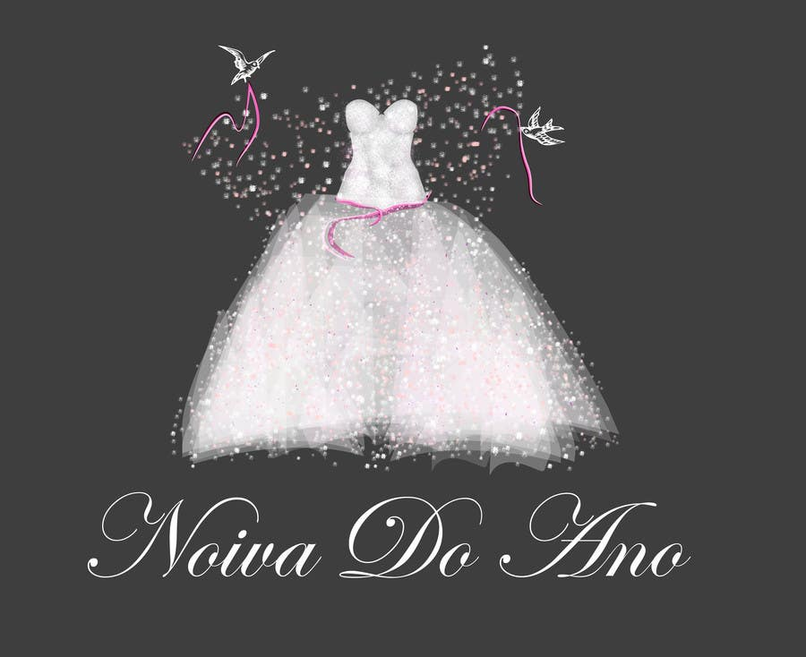 #175 for Logo Design for Noiva do ano (Bride of the year) by serayakkoyun