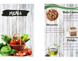 #5 for Restaurant menu design by lovecats0904