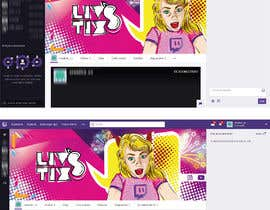 #26 สำหรับ Twitch Channel Re-Design โดย eliartdesigns