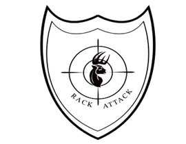 shaikhhassan tarafından I need a logo designed for  deer hunting scent killer.  The name of the scent killer is Rack Attack.  We need something eye catching to put on a label. için no 7