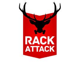 wilsonomarochoa tarafından I need a logo designed for  deer hunting scent killer.  The name of the scent killer is Rack Attack.  We need something eye catching to put on a label. için no 26