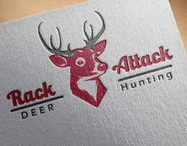 HabibAhmed2150 tarafından I need a logo designed for  deer hunting scent killer.  The name of the scent killer is Rack Attack.  We need something eye catching to put on a label. için no 18