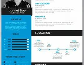 #6 dla Resume templates przez jhosser