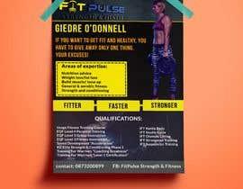 #33 cho Fitness Trainer Poster bởi TohaAshrak