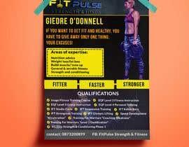 #36 cho Fitness Trainer Poster bởi TohaAshrak