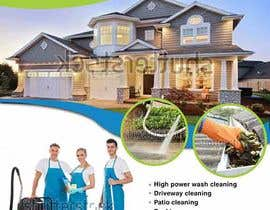nº 2 pour Design a Flyer for a professional cleaning company par maidang34