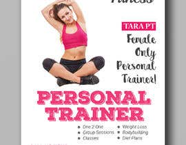 nº 19 pour Design a Flyer for a Personal Trainer par mdtafsirkhan75