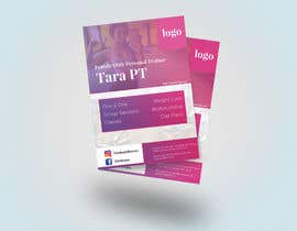nº 24 pour Design a Flyer for a Personal Trainer par DjordjeSS