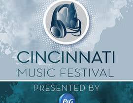 #119 cho Cincinnati Music Festival Backdrop bởi Jahidhassan98