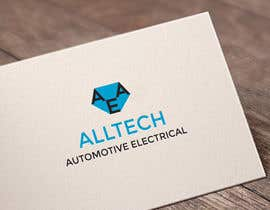 #8 for Business name- Alltech Automotive Electrical Colours prefered- Black White Orange Easily readable font with modern styling by hezbul