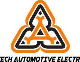 #20 for Business name- Alltech Automotive Electrical Colours prefered- Black White Orange Easily readable font with modern styling by jiwacyber