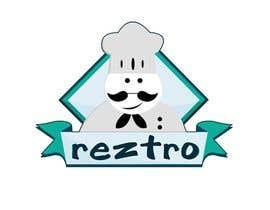"#5 cho Design a Logo for Restaurant App ""reztro"" bởi minalsbusiness"