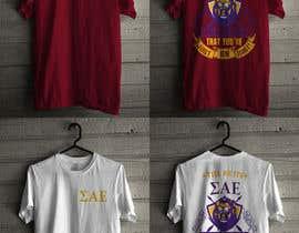 #19 untuk Make a Fraternity Fall Recruit Shirt Design oleh emranh388