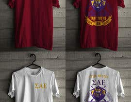 Nro 19 kilpailuun Make a Fraternity Fall Recruit Shirt Design käyttäjältä emranh388