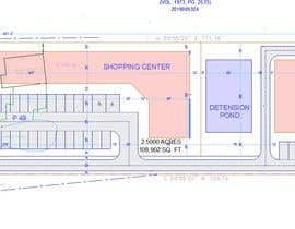 #16 cho Basic Site Plan Layout for a 2.5 acre commercial development - Retail and warehouse bởi kolio5