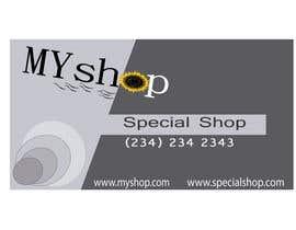 DEKORAMEVENTAS tarafından Design a business card for a business için no 13
