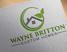 #81 for Logo for custom home builder by shahadatfarukom5