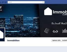nº 3 pour Design a cool facebook timeline cover for a real estate network par khaleddiab1