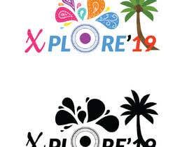 #39 Build a logo for the National Level Techno-Managerial-Cultural Festival, Xplore'19 részére hariarumugam által