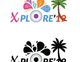 nº 39 pour Build a logo for the National Level Techno-Managerial-Cultural Festival, Xplore'19 par hariarumugam