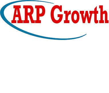 Inscrição nº 18 do Concurso para Refine/design a Logo for ARP Growth (using existing logo as starting point)