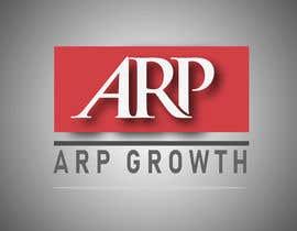 rafsun32 tarafından Refine/design a Logo for ARP Growth (using existing logo as starting point) için no 33