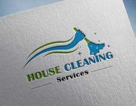 #315 para Logo design for house cleaning services por mksa96