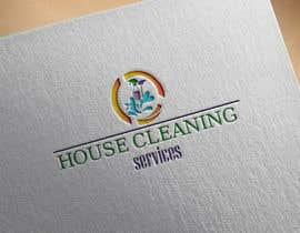 #308 para Logo design for house cleaning services por DesignInverter