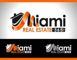 arteq04 tarafından Logo Design for Miami Real Estate Website için no 260