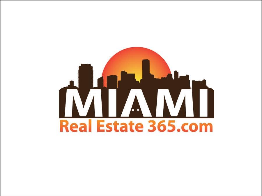Конкурсная заявка №111 для Logo Design for Miami Real Estate Website