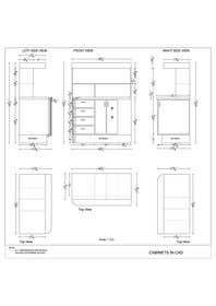 Billede af                             CABINETS IN CAD