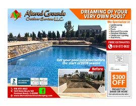 #20 for Design an advertisement for pool business 2 by d3stin