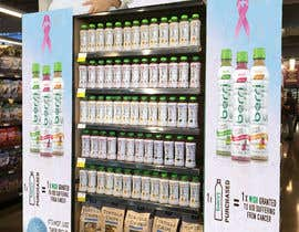"stefanbindar tarafından Create a Retail End-Cap Display with ""Cancer Awareness Theme"" için no 9"