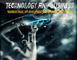 #57 for Create a Front Book Cover Image about Blockchain Technology & Business af NIshokHimel