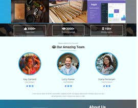 nº 111 pour Build a Website for Software Company par mashukmak