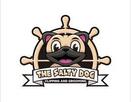 #46 for Logo for dog grooming business by bangabazz