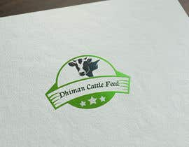 #29 para Design a Logo for Dhiman cattle feed with word Dhiman por Asifrbraj