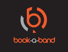 nº 151 pour Logo Design for book-a-band.be par vinayvijayan