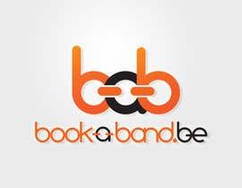 #247 para Logo Design for book-a-band.be por dandima
