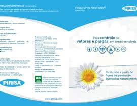 #1 para Alteração da palava Piretrinas no folder DPPU por Veera777