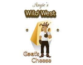 #34 สำหรับ Angies Wild West Goats Cheese. โดย jdzzzzz9345