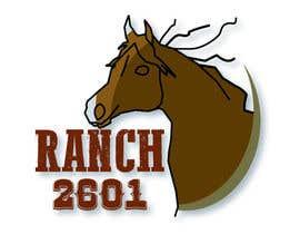 Nro 55 kilpailuun Ranch 2601 Logo Design käyttäjältä nadialuisemk