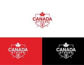 Nro 104 kilpailuun Canadian Logo Design käyttäjältä jhgdyuhk