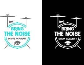 #148 для Logo design for a Drum Academy - **EASY BRIEF** от ovaisahmed4