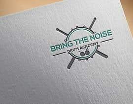 #144 для Logo design for a Drum Academy - **EASY BRIEF** от MSHdesign01